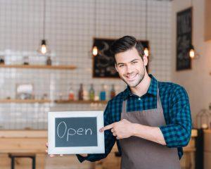 équipement de base ouvrir restaurant